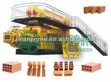 Auto brick machine price(Double stage vacuum extruder)