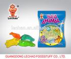 HALAL Sea Animal Shape Fruit Gummy Candy