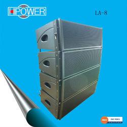 LA-8 pro Line Array Speaker System