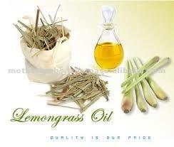Lemongrass Essential Oil - insect repellent air freshener