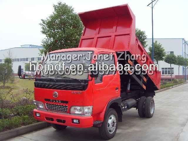 Dongfeng 5 ton volquete ( del camión volquete )