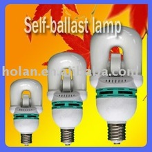 Electrodeless induction LVD bulb