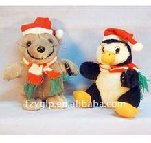 soft and cute stuffed christmas plush toys