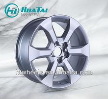 chrome car alloy wheels