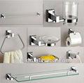 Lo nuevo de venta directa de accesorios de baño de lujo conjunto de accesorios de baño