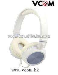 VCOM Premium DJ Swiveling On-Ear Stereo Headphones