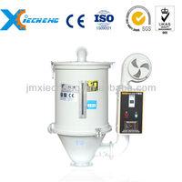 plastic granulate hopper dryer for plastic recycling