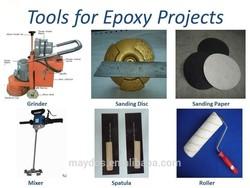 2014 Maydos Sanitary Self-Leveling Epoxy Floor Coating Paint JD-2000
