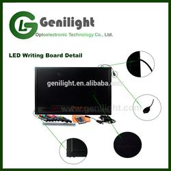 2015 Hot Sale High Quality LED Writing Board 40*60cm