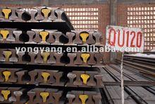 QU120 steel rail