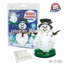 Alibaba new paper DIY snowman