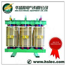 SG(B)10 H Class insulation three phase dry type transformer