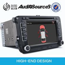 High quality totally same as original VW RNS510 car radio with gps for golf/jetta/tiguan/passat
