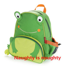 Owl Giraffe Ladybug Children School Bag Cartoon Animal Canvas Backpack Baby Toddler Kids Leather Shoulder Kindergarten Schoolbag(China (Mainland))