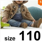 Baby Boys Jacket Clothes 2013 New Winter 2 Color Outerwear Coat Thick Kids Clothes Children Clothing With Hooded Retail Hot(China (Mainland))