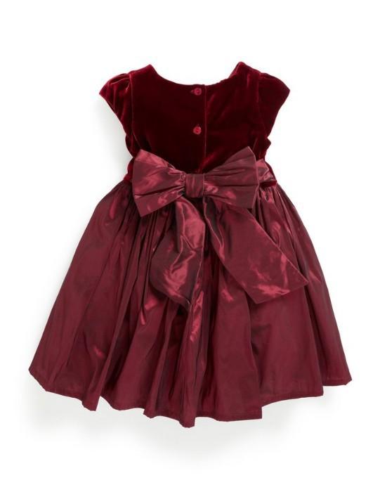 Вельветовое Платье Для Девочки Купить
