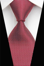 CON67 Blue Red Green Black Gray Geometric New Arrival 2014 New Fashion Classic Silk Woven Necktie Business Casual Knit Mens Ties(China (Mainland))