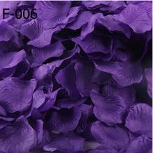 100PCS wedding flower simulation rose petals wedding accessories+FREE SHIPPING(China (Mainland))