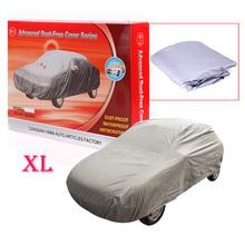 UNIVERSAL Anti UV RAIN Dustproof SNOW RESISTANT SEDAN WATERPROOF OUTDOOR FULL CAR COVER XXL Free shipping(China (Mainland))