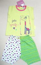 New Baby Pajama Sets,Toddler baby clothing set,Autumn Summer sleepwear,Unisex pijamas(China (Mainland))