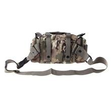 Waterproof Outdoor Camping Military Tactical Sport Bag Multi-purpose Waist Pack Shoulder Bags Handbag Men's Travel Bags Bolsas(China (Mainland))