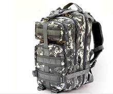 2015 Hot Sale Men Women Unisex Outdoor Military Tactical Backpack Camping Hiking Bag Trekking Sport Rucksacks(China (Mainland))