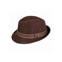 New Fashion Floppy Hat Kids Boy Girl Unisex Fedora Hat Contrast Trim Cool Jazz Hat Trilby Cap Chapeau masculino summer Sun Hat(China (Mainland))