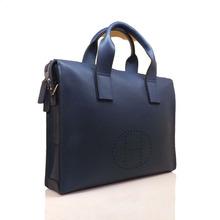 Her men messenger bags sacoche bag famous brand attache case briefcase portafolios bussiness carteira masculina couro de marca(China (Mainland))