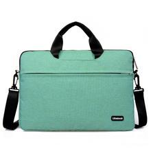 Hot Fashion New Universal Laptop Ultrabook Notebook Sleeve Bag Case 14 14.1 14.4 inch for Macbook HP Lenovo Women Men(China (Mainland))