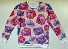 New winter women/men panda/Skull/diamonds sweaters 3d printed pullover hoodies galaxy rihanna Hoodies Harajuku sweatshirts tops(China (Mainland))