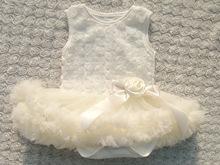 Baby Chiffon Princess Dress Toddler Girl Sleeveless Romper Cute Rose Bubble Tutu Dress Baby New Fashion Spring Summer Clothing(China (Mainland))
