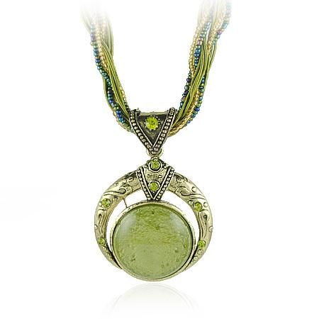 Цвет металла: Зеленый