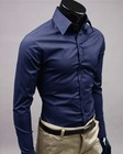 The new fashion 2013 high-quality goods business dress shirt / Men&