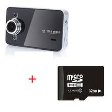 """Original K6000 Car Camera Novatek Chipset Car Video Recorder FHD 1920*1080P 2.7"""" TFT Screen with G-sensor Registrator Car DVR(China (Mainland))"""