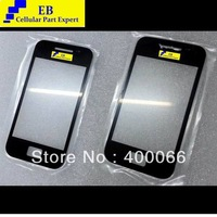 Original Black Front Glass Touch Screen Outer LCD Lens Cover Top Glass for Samsung Galaxy Ace S5830 5830