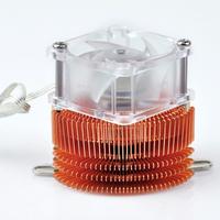 wholesale Xiaoyuer south bridge radiator copper heat sink belt 4cm fan motherboard cooling fan