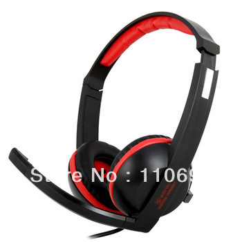 The high quality senic G1 computer's earphones headset fashion gaming headsets microphone for computer music(China (Mainland))