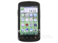 2013 Hot Sale  100% New and Original for Haier W718  Dual-core processor Mobile Phone HK SG post Free shipping