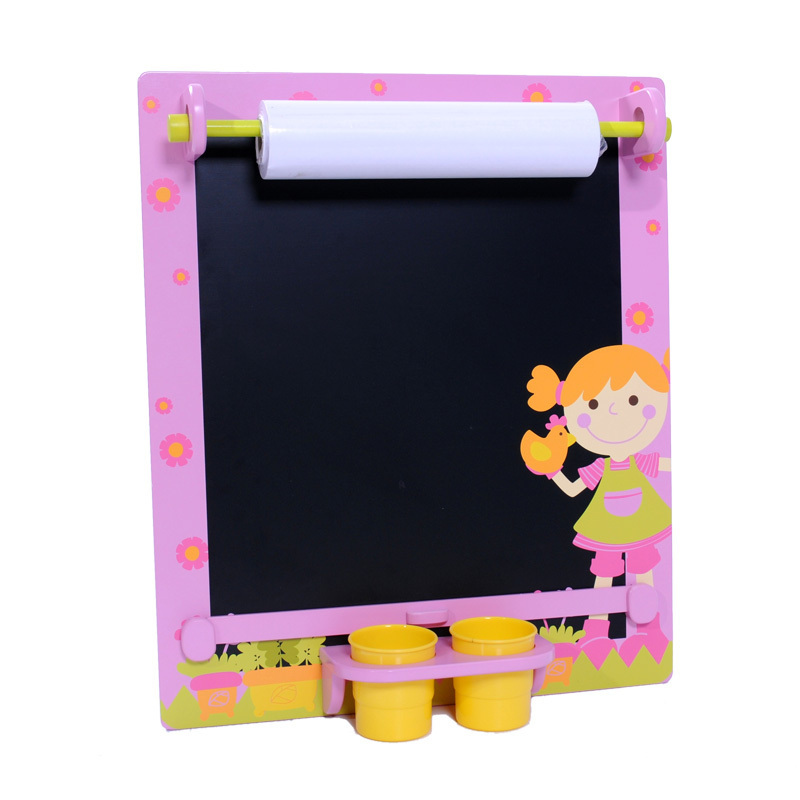 2013 FERR SHIPPING Educational toys learning drawing board drawing board child writing board cindy wooden toy(China (Mainland))