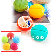 Compartment Travel Pill Box Organizer Tablet Medicine Storage Dispenser Holder[01040126 ]