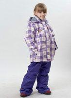 Female child outdoor ski suit outdoor jacket wadded jacket