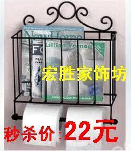 Online kopen wholesale wc papier magazine houders uit china wc papier magazine houders - Rustieke wc ...