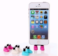 2014 Apply to iphone 4 s and iphone cell phone 5 Mobile phone stents/Phones with feet