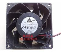 Free Shipping DC12V 0.87A Server Cooling Fan For Delta Electronics FFB0812SHE -F00 Server Square Fan 3-wire 80x80x38mm