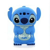 Free Shipping New Stitch 3D Silicone Soft Cover Back Case FOR Samsung Galaxy Grand Duos i9082,mobile phone case