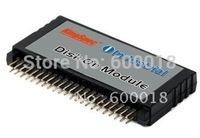 44pin PATA IDE DOM Disk male Disk On Module  Vertical+Plug 2-Channels 2GB 4GB 8GB 16GB 32GB SLC free shipping