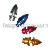 5.0mm propeller adaptor Aluminum CNC accessories for radio control airplanes Freeshipping