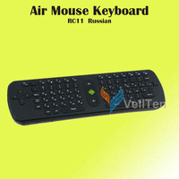 10x 2.4Ghz wireless Fly Air mouse & keyboard Measy RC11, for computer desktop laptop Smart TVs Set-top-box and Android TV Box