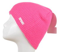 Neff 2 fashion autumn and winter thermal candy color general lovers knitted skiing knitted hat