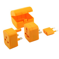 2014 LONGRICH Free Shipping Colorful Travel Plug NT100
